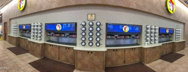Texas Big: Drink dispenser