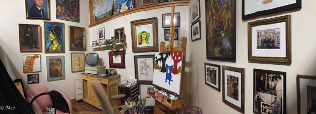 Rodrigue's Art Studio