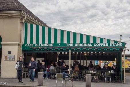 Famous Beignet Café