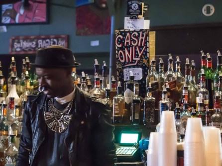 Unique Barman