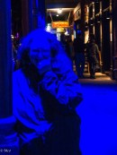 Cheryl feeling blue