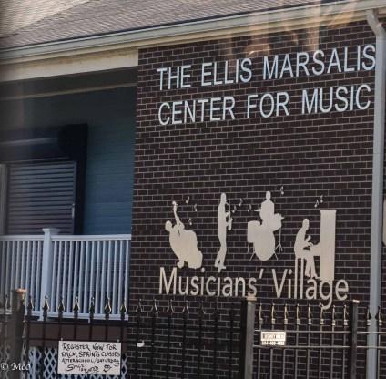 Marsalis Center