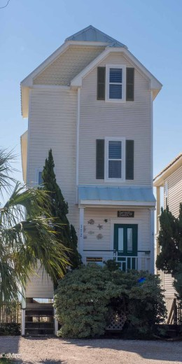 Beachfront Property at St. George Island