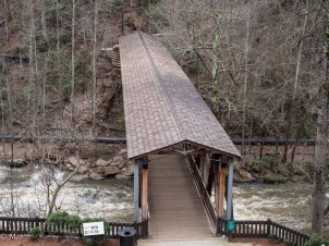 Covered Mill Bridge, Roswell, GA
