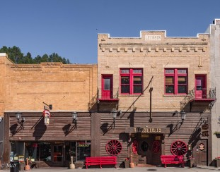 Deadwood, Black Hills, SD