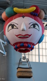 Balloon Museum, Albuquerque, NM