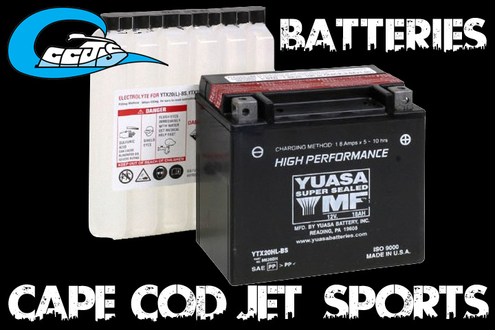 PWC Battery Tips