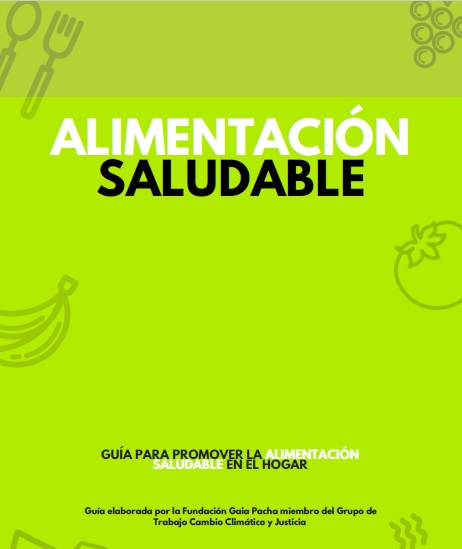Cartilla Alimentacion Saludable