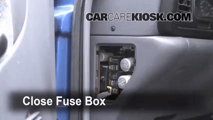 1996 Jeep Cherokee Xj Fuse Box Diagram Interior Fuse Box Location 1994 2002 Dodge Ram 2500