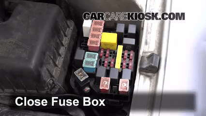 1996 I30 Fuse Box Diagram Blown Fuse Check 1996 2000 Hyundai Elantra 1999 Hyundai