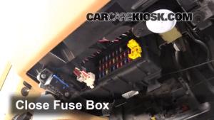 Interior Fuse Box Location: 19992004 Jeep Grand Cherokee  1999 Jeep Grand Cherokee Laredo 40L