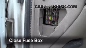 19902000 GMC C3500 Interior Fuse Check  2000 GMC C3500