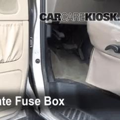 2004 Ford F 150 Fuse Diagram Honeywell Sundial Y Plan Wiring Interior Box Location: 1990-2007 E-150 Econoline Club Wagon - 2001 ...