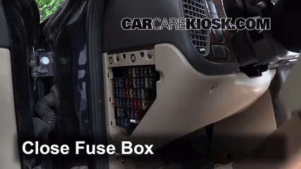 1990 Cadillac Deville Fuse Panel Diagram Interior Fuse Box Location 1999 2003 Saab 9 3 2002 Saab