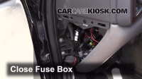 Cadillac Srx Fuse Box Location. Cadillac. Auto Wiring Diagram