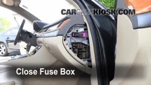 Interior Fuse Box Location: 19972003 Audi A8 Quattro  2001 Audi A8 Quattro L 42L V8