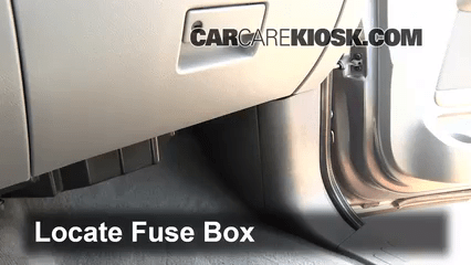98 Expedition Fuse Box Layout Blown Fuse Check 2003 2006 Ford Expedition 2004 Ford