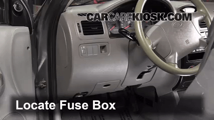 2005 dodge neon fuse box diagram bosch 4 wire oxygen sensor wiring interior location: 2001-2005 kia rio - 2004 1.6l cyl.
