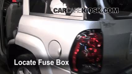 2006 Chevrolet Cobalt Fuse Box Interior Fuse Box Location 2002 2009 Chevrolet