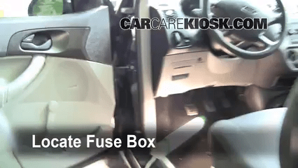 2008 ford focus fuse diagram non maintained emergency lighting wiring interior box location: 2005-2007 - 2006 zx3 2.0l 4 cyl.