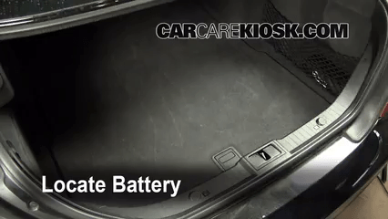 Fuse Box Battery Replacement 2006 2011 Mercedes Benz Cls500 2006