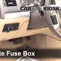 1997 Grand Marquis Fuse Box Diagram Association In Class Example Interior Location: 2006-2011 Mercury Milan - 2007 Premier 3.0l V6