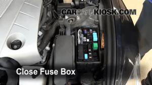 Replace a Fuse: 20062011 Lexus GS350  2007 Lexus GS350 3