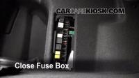 Interior Fuse Box Location: 2001-2007 Mercedes-Benz C230 ...