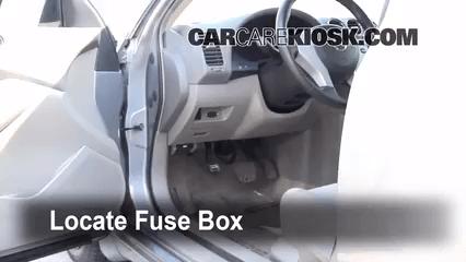 350z Radio Wiring Diagram Interior Fuse Box Location 2007 2013 Nissan Altima 2007
