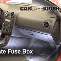 2006 Pontiac G6 Fuse Diagram Arrow Circular Process 2005-2010 Interior Check - 2007 3.5l V6