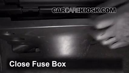 2010 Buick Enclave Fuse Box Interior Fuse Box Location 2008 2012 Buick Enclave 2008