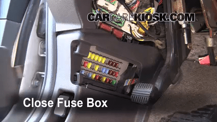 2003 honda civic fuse panel diagram 7 pin trailer wiring ford interior box location: 2006-2014 ridgeline - 2008 rtl 3.5l v6