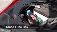 Replace a Fuse: 2003-2009 Nissan 350Z - 2008 Nissan 350Z 3 ...