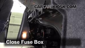Interior Fuse Box Location: 20012009 Volvo S60  2008 Volvo S60 25T 25L 5 Cyl Turbo