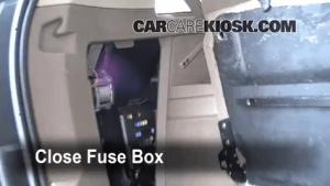 Interior Fuse Box Location: 20102016 Volvo XC60  2010 Volvo XC60 32 32L 6 Cyl