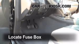 Interior Fuse Box Location: 20072013 Acura MDX  2009
