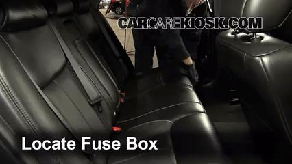 2000 Ford Taurus Interior Fuse Box Diagram Interior Fuse Box Location 2006 2011 Cadillac Dts 2006