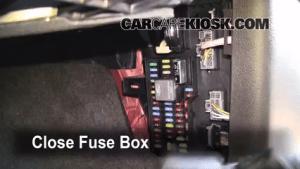 Interior Fuse Box Location: 20092014 Ford F150  2009 Ford F150 XLT 54L V8 FlexFuel Crew Cab