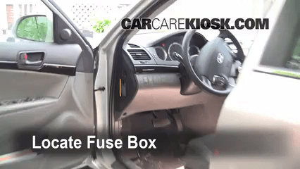 2003 Hyundai Getz Wiring Diagram Interior Fuse Box Location 2006 2010 Hyundai Sonata