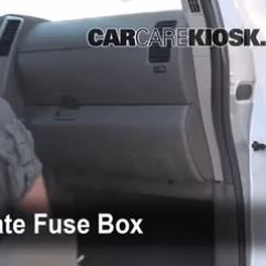2000 Nissan Frontier Ac Wiring Diagram 480v Single Phase Transformer Interior Fuse Box Location: 2005-2016 - 2009 Le 4.0l V6 Crew Cab ...