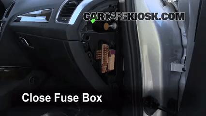 Vw Tiguan Fuse Diagram Interior Fuse Box Location 2009 2016 Audi Q5 2010 Audi