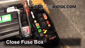 Interior Fuse Box Location: 20062010 Dodge Charger  2008 Dodge Charger SE 27L V6