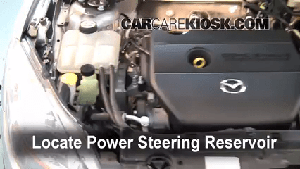 Ford Fusion Fuse Box Lid Follow These Steps To Add Power Steering Fluid To A Mazda