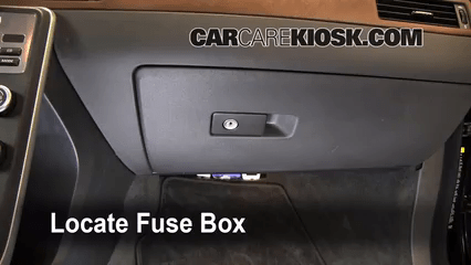 1999 Mustang Gt Fuse Box Interior Fuse Box Location 2007 2010 Volvo S80 2010