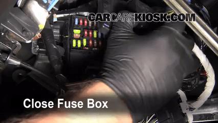2015 Focus Passenger Fuse Box Interior Fuse Box Location 2010 2015 Ford Taurus 2011