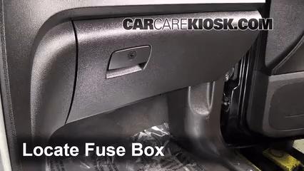 2011 Chevy Traverse Fuse Box Diagram Interior Fuse Box Location 2007 2013 Gmc Acadia 2009