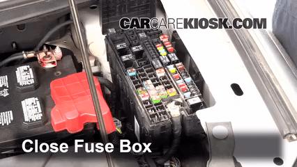 2008 Ford F350 Fuse Diagram Radio Replace A Fuse 2011 2014 Ford Edge 2013 Ford Edge Se 2