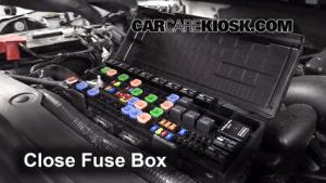 Replace a Fuse: 20092014 Ford F150  2013 Ford F150 XLT 37L V6 FlexFuel Standard Cab Pickup