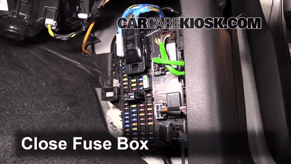 2006 Ford F350 Fuse Box Locations Interior Fuse Box Location 2009 2014 Ford F 150 2013