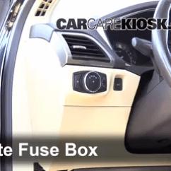 Power Window Wiring Diagram Ford F150 Equipment Interior Fuse Box Location: 2013-2014 Fusion - 2013 Se 2.0l 4 Cyl. Turbo